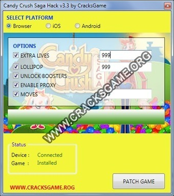 Candy Crush Saga Hack | Game Cracks | Scoop.it