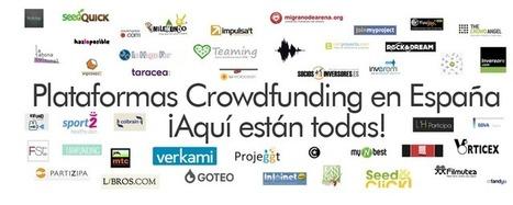 Guía completa de plataformas Crowdfunding en España | Crowdfunding en cultura | Scoop.it