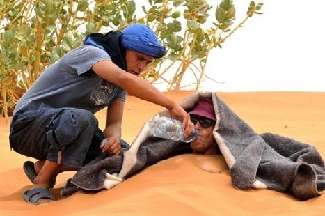 A healthy soak in Saharan sands draws tourists to desert dunes | hermesmyth | Scoop.it