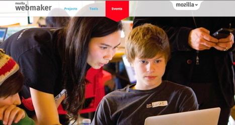 Apprendre le Web avec Mozilla Webmaker (4) | Innovation sociale et TIC | Scoop.it