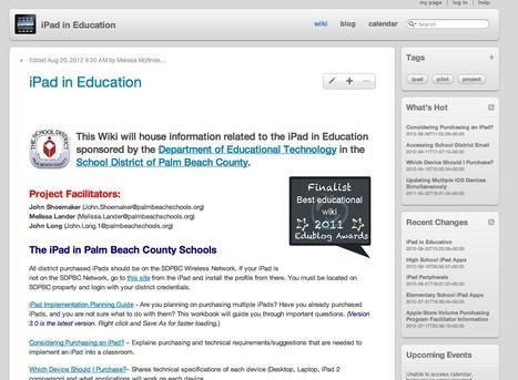 iPad in Education | web 2.0 lærings-smarte-ting | Scoop.it