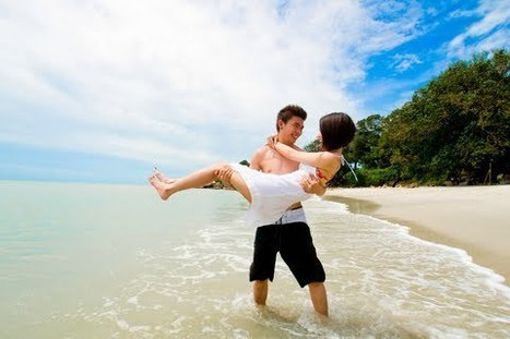 Honeymoon in Kerala - lovely moment at Beach | Kerala Backwater India | Scoop.it