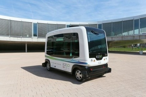 Dutch get ready for road trials of driverless car - DutchNews.nl | Better Mobility, Living, Logistics, Infrastructure | Scoop.it