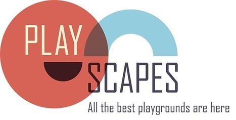Have you seen Traveling Rings? - Playscapes | Playgrounds | Scoop.it