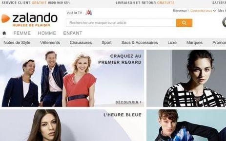 Vente en ligne : Zalando épinglé pour ses conditions de travail | E-commerce | Scoop.it