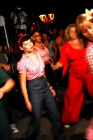 Rockabilly Girls Style Gallery 34 – Photos By Max Baj Taken In Senigallia,Italy | Rockabilly | Scoop.it
