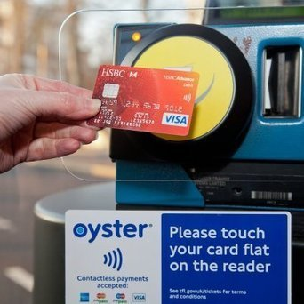 Innovation Client: From the UK: les bus à Londres acceptent des ...   Banking The Future   Scoop.it