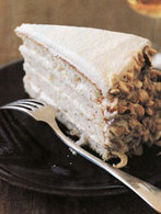 Hazelnut Praline Layer Cake | Candy Buffet Weddings, Events, Food Station Buffets and Tea Parties | Scoop.it