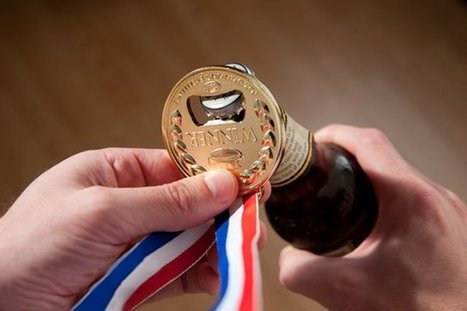 Gold Medal Bottle Opener   Shut up and take my money!   Scoop.it