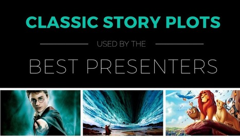 This Classic Storytelling Model Will Help You Give a Mesmerizing Presentation | Digital Storytelling Tools, Apps and Ideas | Scoop.it