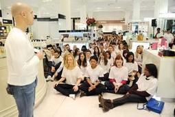 Sem barulho e logotipos: loja incentiva clientes a meditarem - Terra Brasil | Mental Garden | Scoop.it