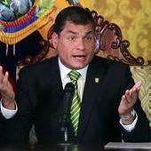 Le président équatorien propose d'en finir avec la presse papier | Les médias face à leur destin | Scoop.it