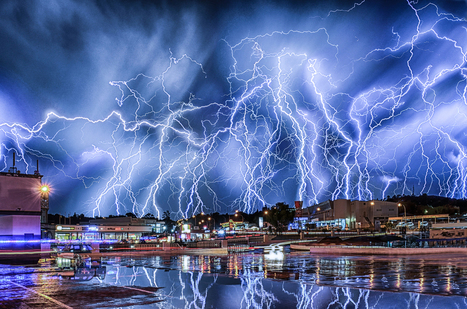 11 Insane Images Of Lightning Over Johannesburg | Everything Photographic | Scoop.it