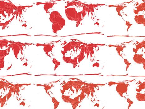 Voici comment les médias français voient le monde | Actu des médias | Scoop.it