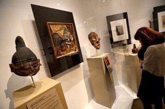 'African Art, New York, and the Avant-Garde' at the Met | Avant-garde Art & Design | Scoop.it