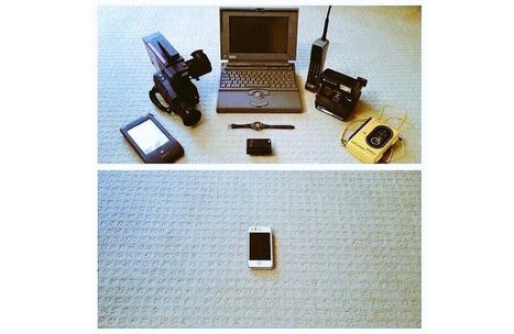 La mejor forma de explicar la Ley de Moore en una sola imagen   tecno4   Scoop.it