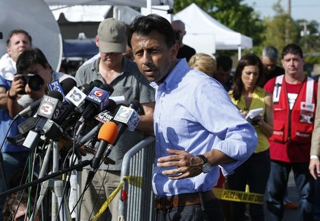 The Advocate: Gov. Bobby Jindal TV buy in Iowa part of 'early state' strategy | USF in the News | Scoop.it