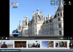 Vidéos patrimoine N°11 : De la campagne présidentielle au Muséoparc d'Alesia | L'observateur du patrimoine | Scoop.it