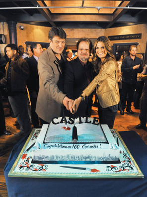 'Castle' Creator: '100 Episodes Is a Miracle' | My favorite TV shows | Scoop.it