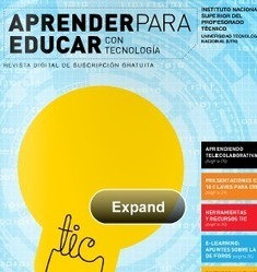 "e-learning, conocimiento en red: Revista ""Aprender para Educar con Tecnología"". Número 2 