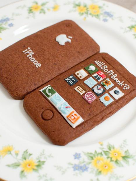 Leuke gadget: iPhone cakevorm - Culy.nl   NicoWeb Update   Scoop.it