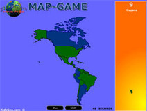 Geography Games For Kids - By KidsGeo.com | serious games ok | Scoop.it