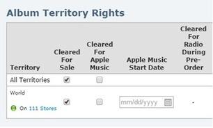 Coup d'oeil sur les réglages d'Apple Music réservés aux labels   MusIndustries   Scoop.it