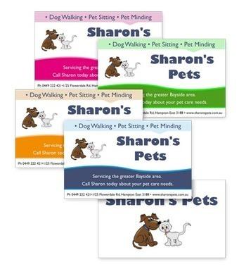 Pet Business Cards - Pet Business Blueprint | Pet Business Blueprint | Scoop.it