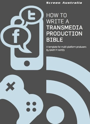 Dummies Guide to Writing a Transmedia Production Bible   PERSONALIZE MEDIA   Univers Transmedia   Scoop.it