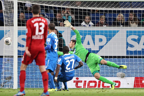 Bundesliga to discuss implementing goal-line technology - SI.com | CLOVER ENTERPRISES ''THE ENTERTAINMENT OF CHOICE'' | Scoop.it