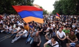 New Armenia Protests, Same US-Backed Mobs | New Eastern Outlook | Global politics | Scoop.it