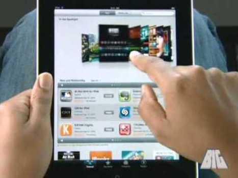 5 good reasons why you should consider using an iPad for Business | Onderwijskundige apps voor de iPad | Scoop.it