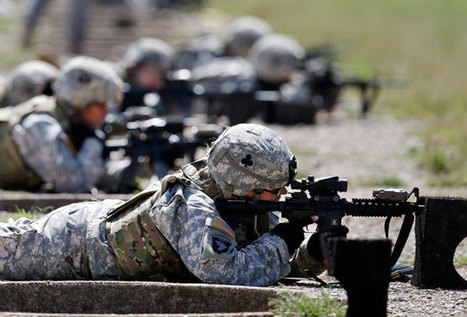 How Justice Is Denied to Military Women | Criminology and Economic Theory | Scoop.it