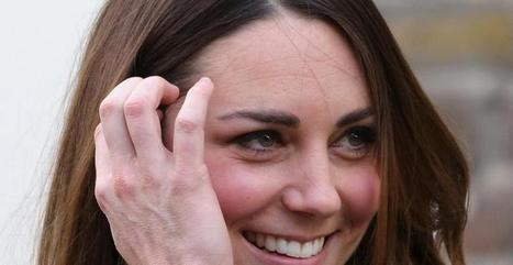 Kate Middleton rend la famille Royale plus fun | melty.fr | projet cucu | Scoop.it