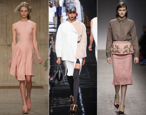 Three is a Trend: She's Blushing | Cultural Trendz | Scoop.it
