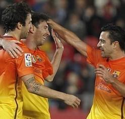 Messi faz 2 em vitória do Barça e supera marca de Pelé | esportes | Scoop.it