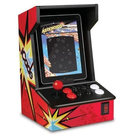 Bartop Mini Retro Arcade - Raspberry Pi and Customised Icade | [OH]-NEWS | Scoop.it
