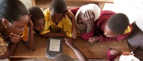 UNESCO Study Finds Mobile Devices Vastly Unlock Literacy Potential in Developing Countries – Techgage   Geography in the classroom   Scoop.it