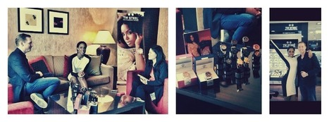 Hong Kong's enjoying a taste of BIG TIME this week with Kelly Rowland in town!... | TW Steel Watches | Scoop.it