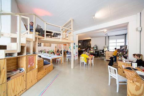 Ecoworking | Espace de coworking à Lyon | Bureaux à partager lyon | Revue des Espaces Co... ici et ailleurs | Scoop.it