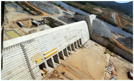 10 Ongoing Mega Construction Projects in Nigeria!   construction   Scoop.it