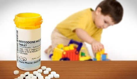 Prescription Opioid Poisonings Nearly Double Among Toddlers and Teens | Substance Use and Addiction | Scoop.it