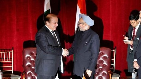 India and Pakistan Talk, but Tensions Are High - New York Times | HMHS History | Scoop.it