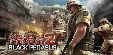 Modern Combat 2: Black Pegasus HD v1.2.7 | Android Fans | Scoop.it