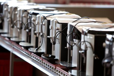Chiffre d'affaires en recul pour Jura en 2015 | Machines a cafe | Scoop.it