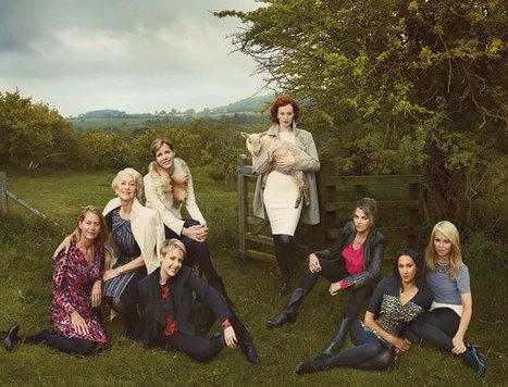 Marks & Spencer utilise les femmes britanniques | fashion | Scoop.it