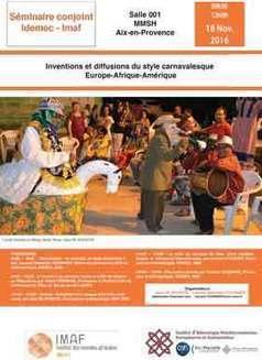 Idemec - UMR 7307 - Séminaire IDEMEC-IMAF | Newsletter @ Idemec | Scoop.it