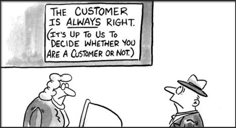 Montrez la porte aux mauvais clients – Astuce du jour pour le 4 octobre 2016? | travailleurs autonomes | Scoop.it