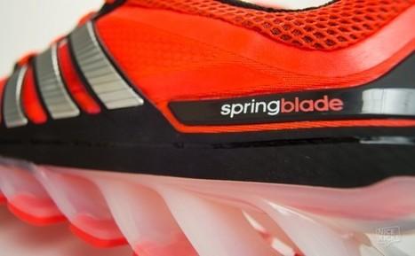 adidas Springblade - Performance Review | NiceKicks.com | Sneaker Heat | Scoop.it