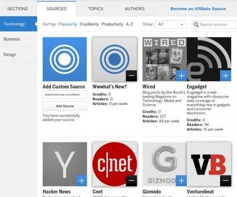 Probamos noowit, la nueva herramienta para crear revistas online con tu contenido preferido | Joaquin Lara Sierra | Scoop.it